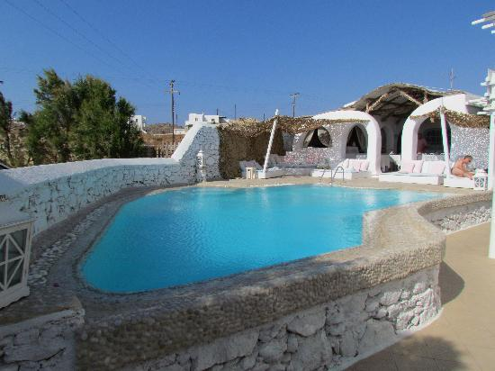 Apsenti Couples Only - Mykonos: Swimming pool