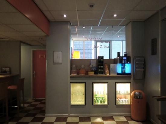 Hampshire Hotel - Theatre District Amsterdam: Free coffee and tea