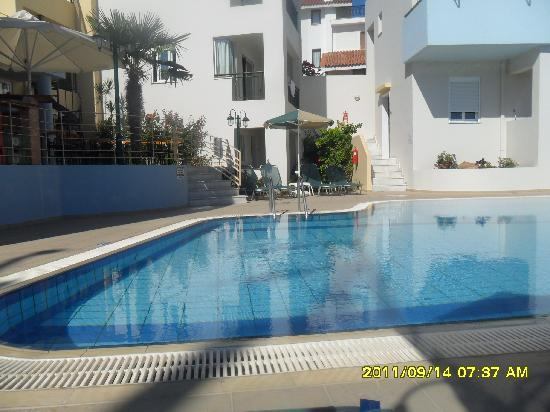 Radamanthys Apartments: pool