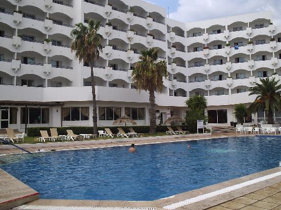Hotel Club President: picine