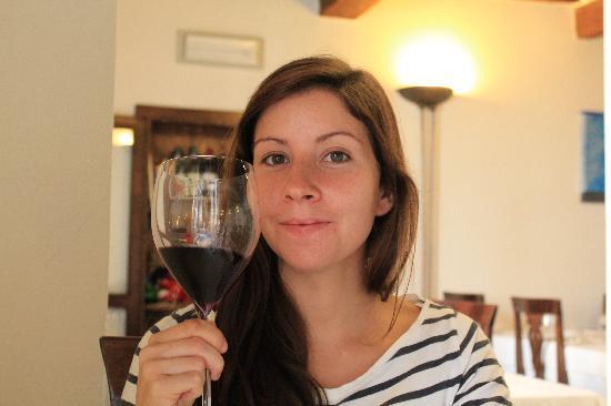 Antica osteria da la Stella: Un buon vino