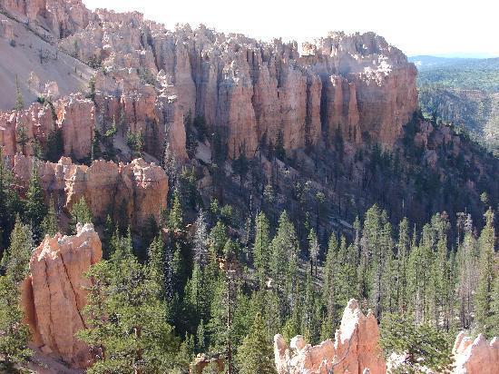 Bryce Canyon Lodge: Hoodos