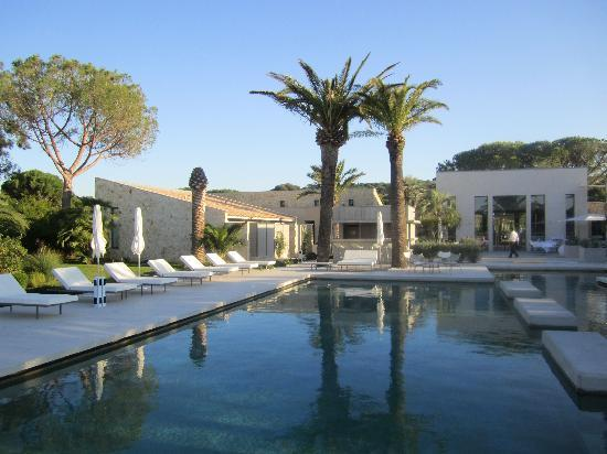 Hotel Sezz Saint-Tropez : pool area