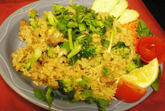 New Chiang Mai Thai Cuisine: Chiang Mai Fried Rice