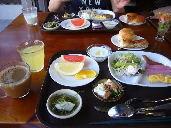 Hotel Patina Ishigakijima : 朝食