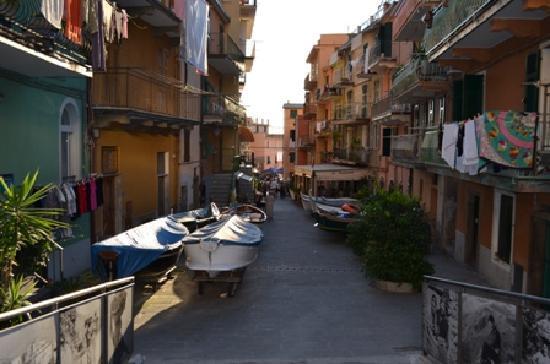 Ca' de Baran: street
