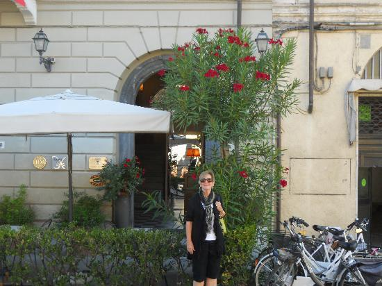 Hotel Palazzo Guiscardo: Looks exactly like the pictures on line!