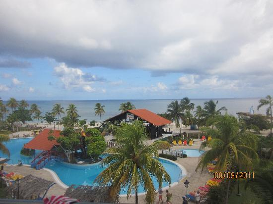 Brisas Guardalavaca Hotel: View from our Room