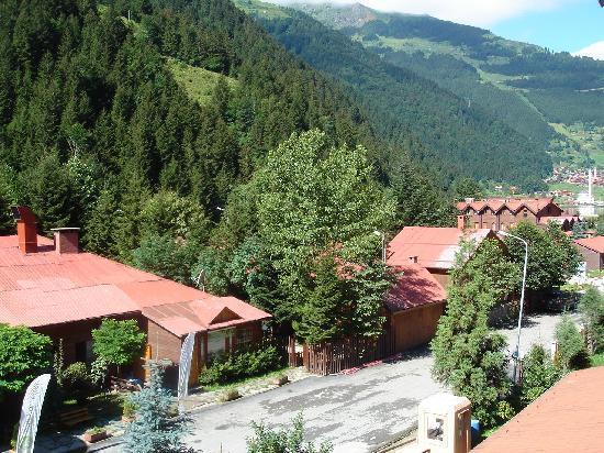 Inan Kardesler Hotel: Views