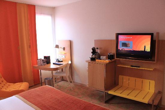 Radisson Blu Hotel, Toulouse Airport: chambre