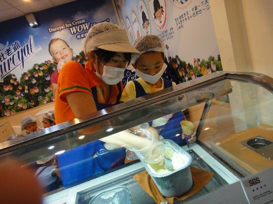 Baby Boss: Ice-Cream Sales (when can I taste the ice-cream?)
