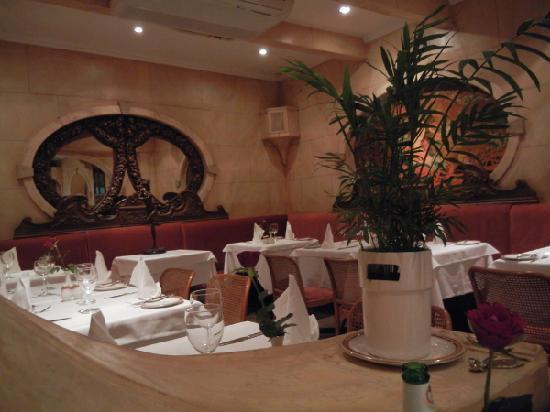 La Gaffe: レストラン