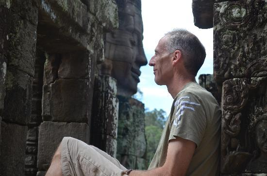 Angkor Guide Sopanha Private Tours: and vatey knows all the best spots