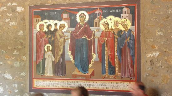 เมทิโอร่า: St. Stephen's