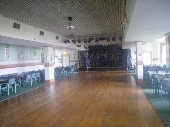 Dunoon, UK: Ballroom