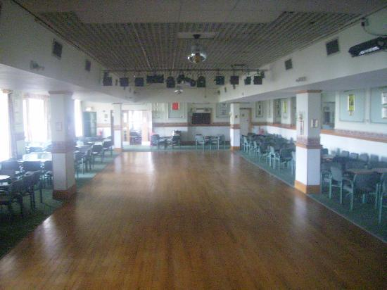 Dunoon, UK: Ballroom from stage