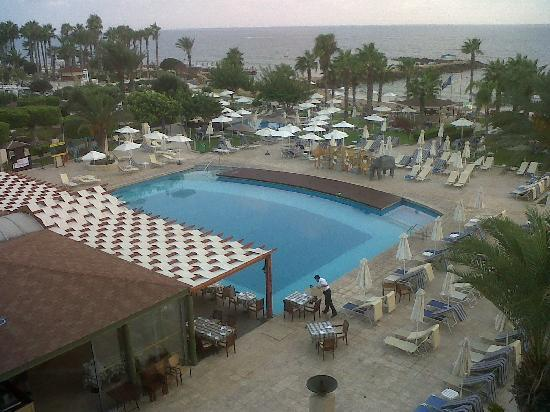 Louis Ledra Beach: View from Room 241