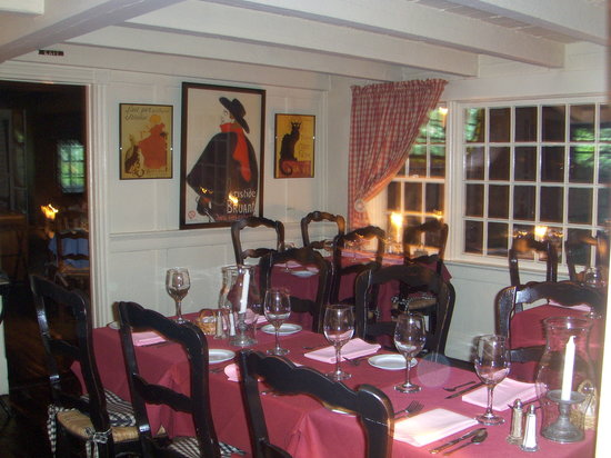Inn at Phillip's Mill Restaurant: 1 of many Dining Rooms + Gift Shop too