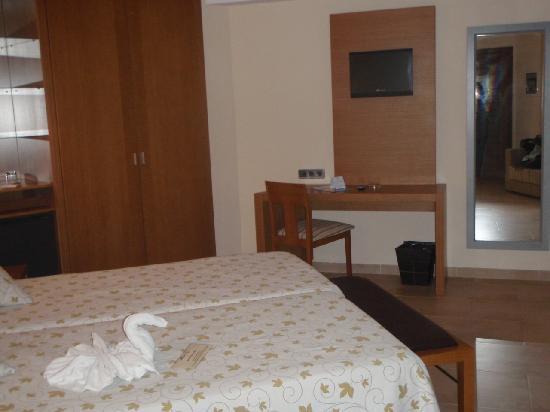 Mar Hotels Ferrera Blanca: chambre