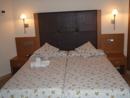 Aparthotel Ferrera Blanca: chambre