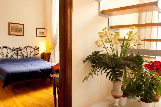 All'obelisco Bed & Breakfast: Interno