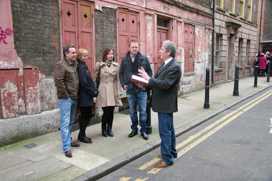 Jewish London Walking Tours
