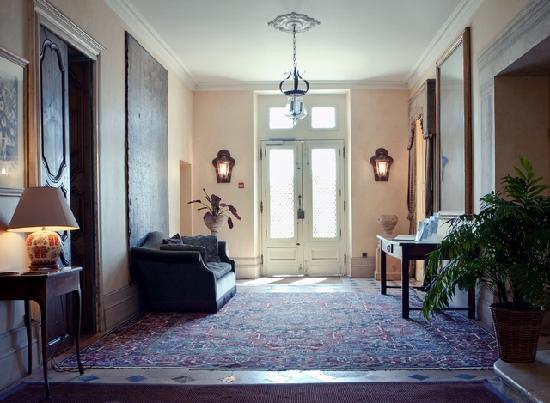 Hall d\'entrée - Picture of Chateau Des Vigiers, Monestier - TripAdvisor