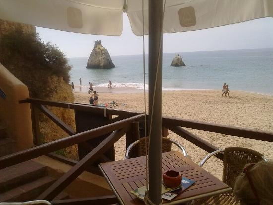 Pestana Delfim All Inclusive: View from Canico Restaurant