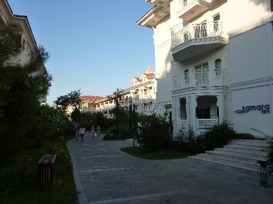 Ali Bey Resort Sorgun: la salle de bain