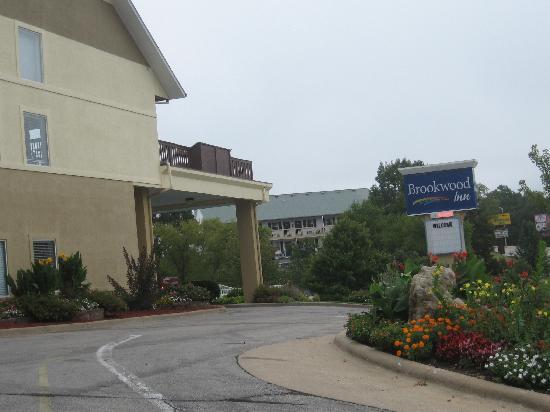 Brookwood Inn entrance