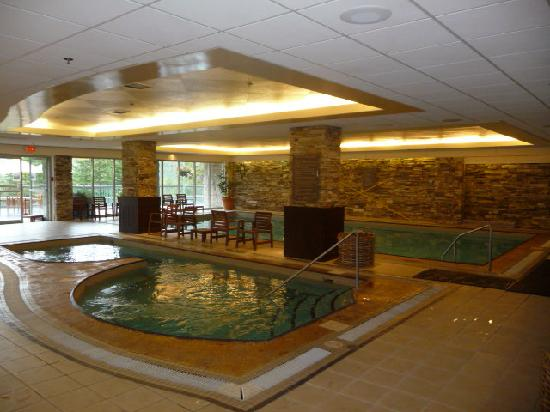 Rimrock Resort Hotel: Spa and pool