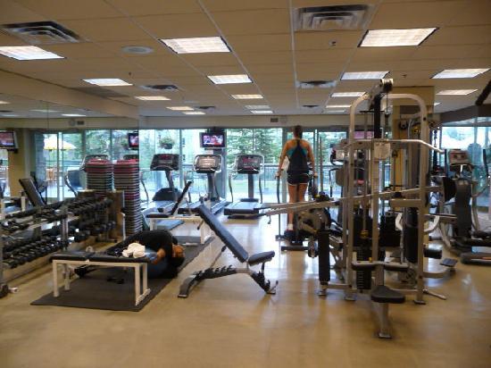 Rimrock Resort Hotel: Gym