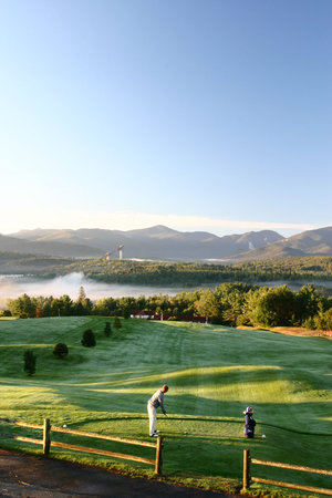 Lake Placid Club Golf Courses