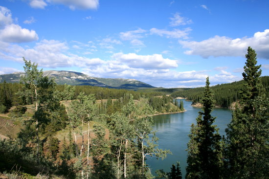 Whitehorse, Canadá: Miles Canyon