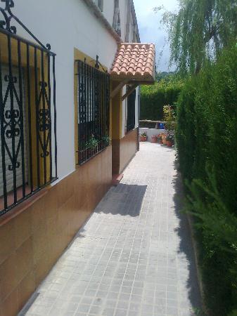 Hostal Rural Venta La Vega: apartamento dos habitcaciones