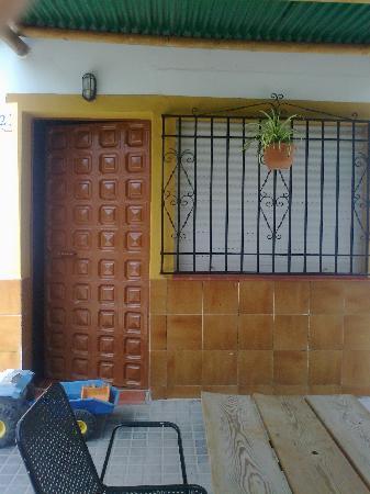 Hostal Rural Venta La Vega: apartamentos con chimenea