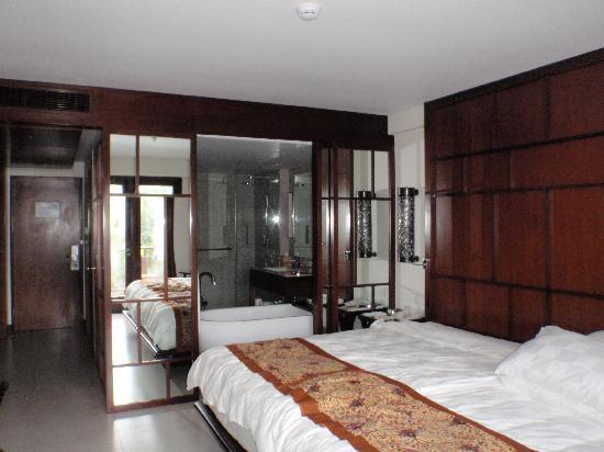 พัดม่า รีสอร์ท บาหลี แอท ลีเจียน: Room with two double beds as one