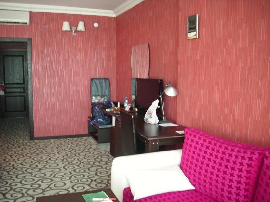 Erzincan, Turkiet: Zimmer