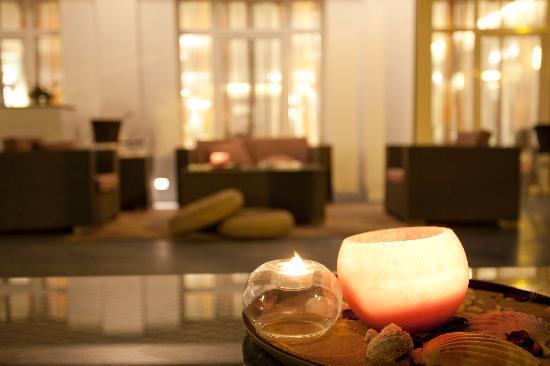 Restaurant El Jardin: Tranquilidad