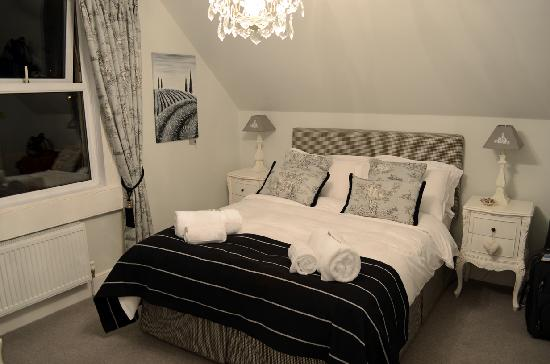 Brindleys Boutique B & B: Bedroom