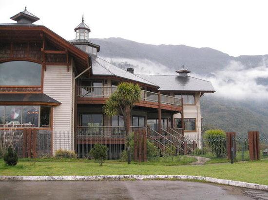 Puerto Chacabuco, Şili: Hermoso lugar
