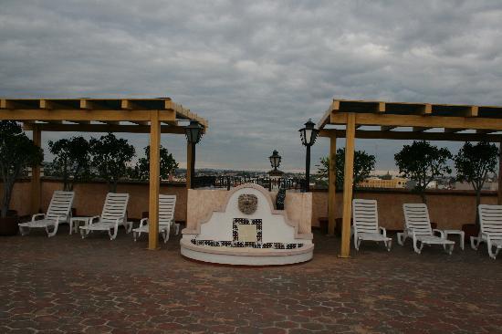 Hotel de Mendoza: Rooftop lounges