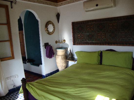 Dar Sienna: Top floor bedroom
