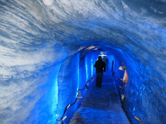 Chamonix, Fransa: Mer de Glace