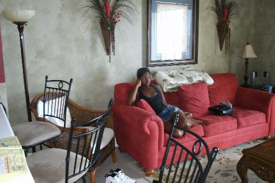 ريزورت كويست رينتالز أت سيلادون: wifey on the couch