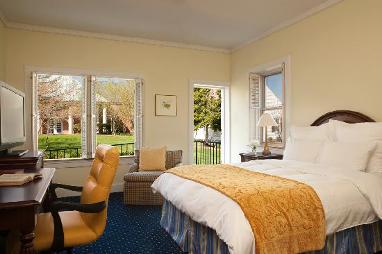 Wye River Conference Center: Guest Room