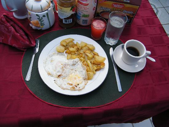 Chateau Margarite: Wonderful Food