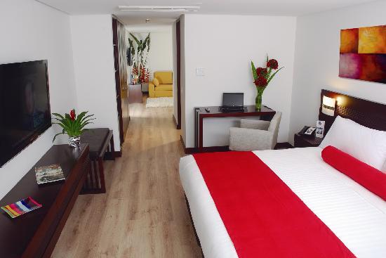 BEST WESTERN PLUS 93 Park Hotel: Junior Suite