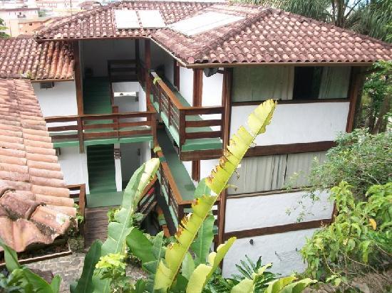 Hotel Coquille - Ubatuba : hotel