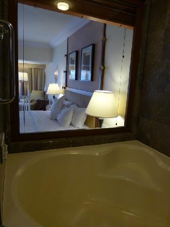 เดอะลากูน่า อะลักชัวรี่คอลเลคชั่น รีสอร์ท & สปา: See-through bathroom